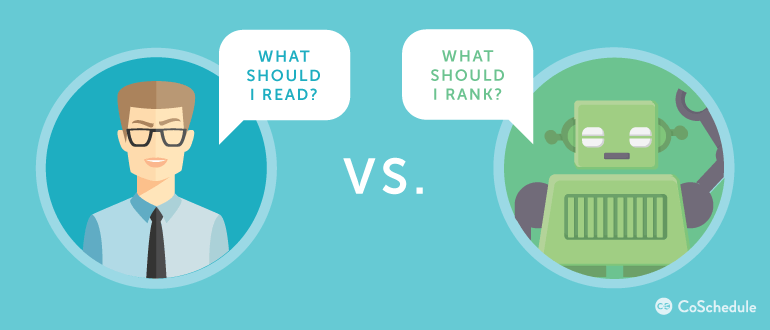 What Should I Read vs. What Should I Rank