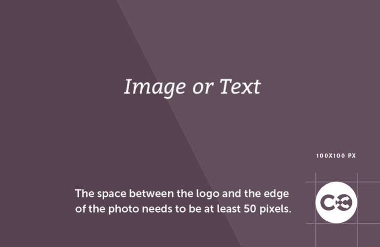 Image or text placement