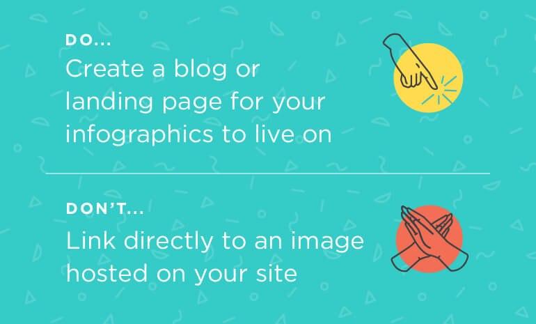 Infographic Do's and Don'ts