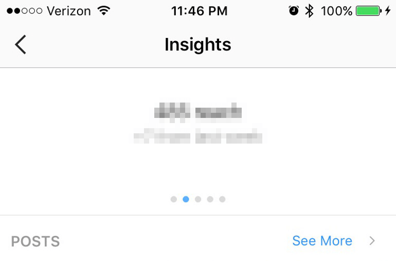 Finding insights in Instagram