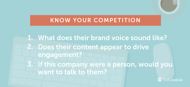 What does your brand's voice sound like?