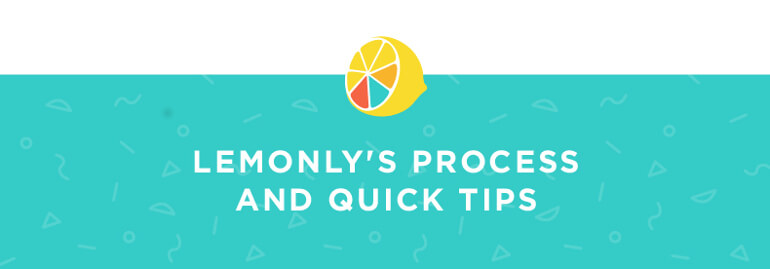 Quick Infographic Design Tips from Lemonly