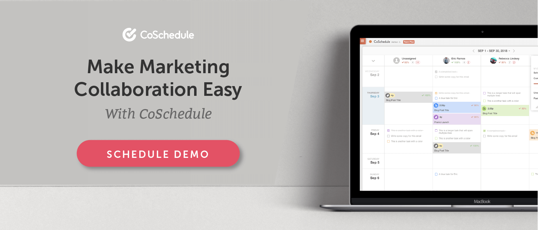 Make Marketing Collaboration Easy
