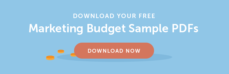 Download Your FREE Marketing Budget Sample PDFs