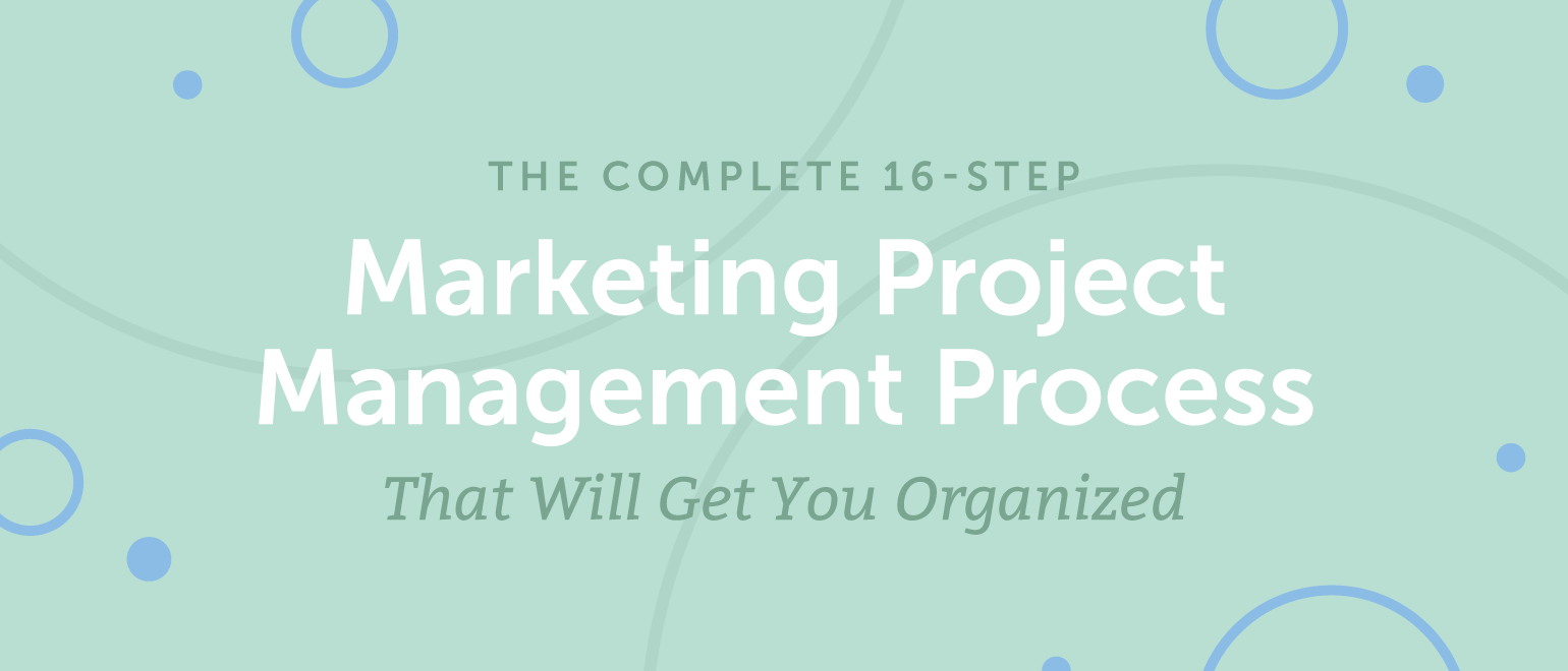 The best marketing management process
