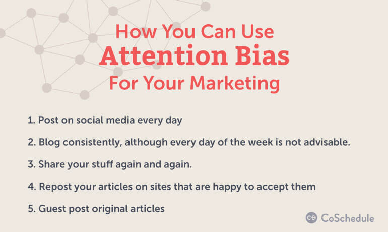 neuromarketing with attention bias