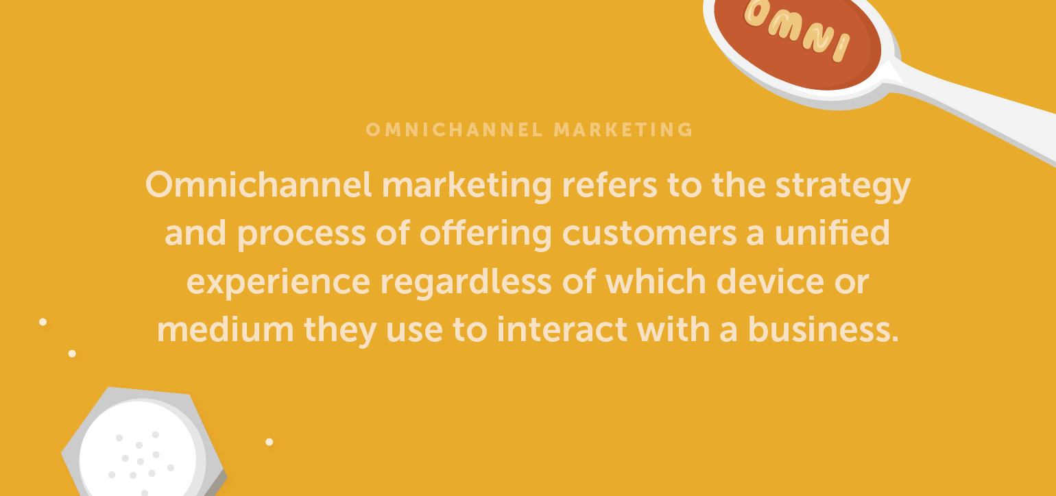 Definition of Omnichannel Marketing