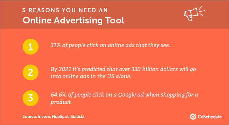 3 Reasons You Need an Online Advertising Tool