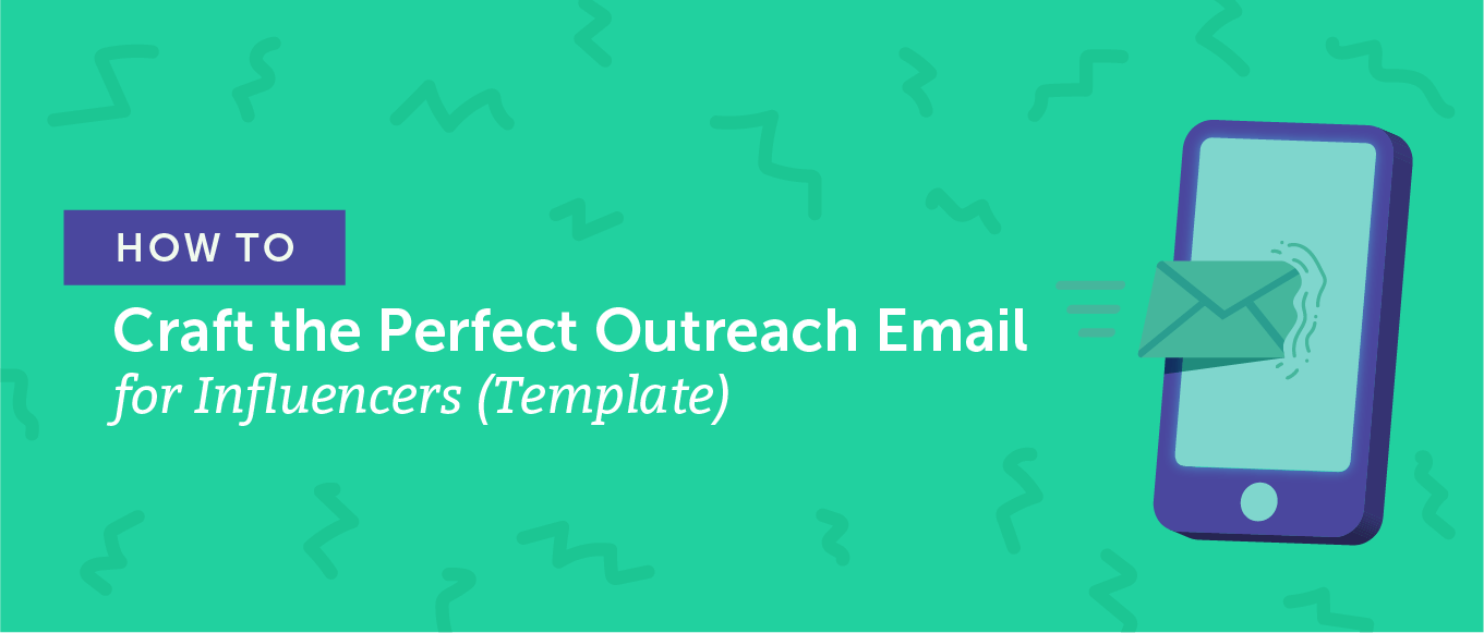 How to craft the perfect outreach email for influencers (template) header