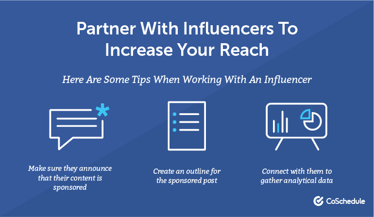 Partner With Facebook Influencers to Increase Your Reach