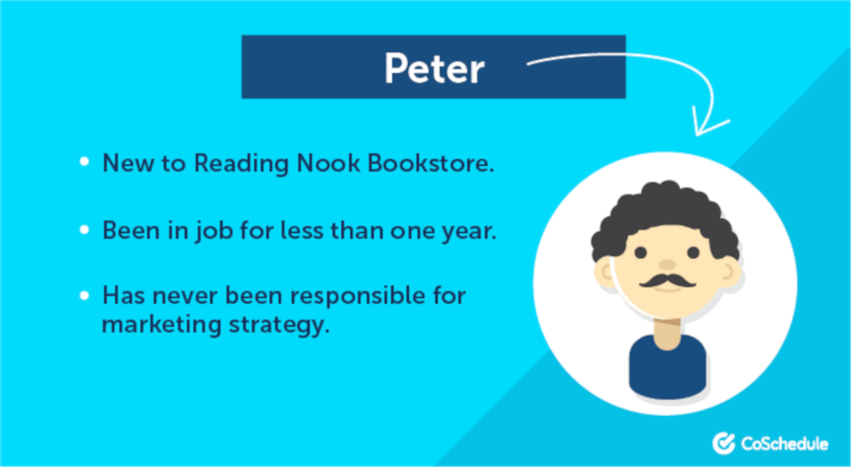 Peter the Marketer