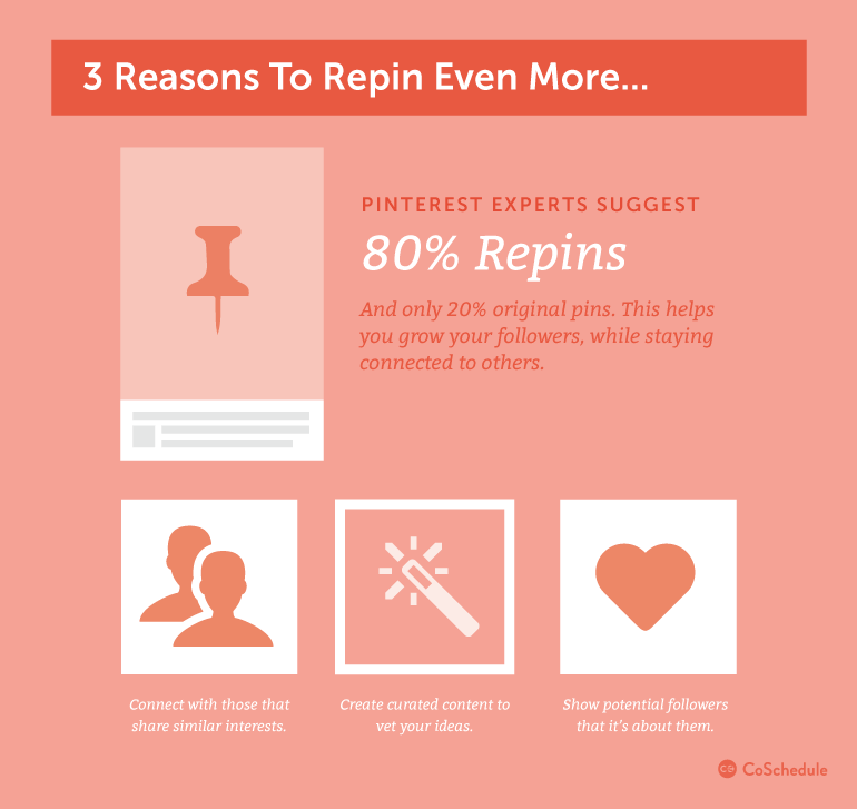 3 Reasons To Repin Even More