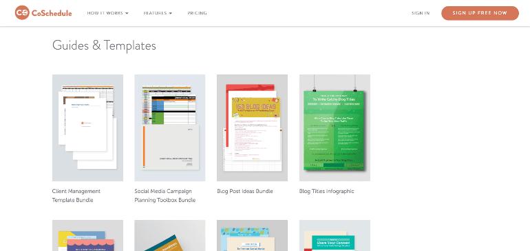 Resource Hub home page