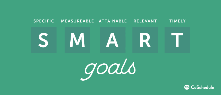 What Are SMART Goals?