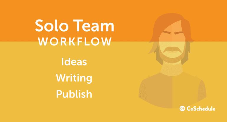 Ideas, Writing, Publish
