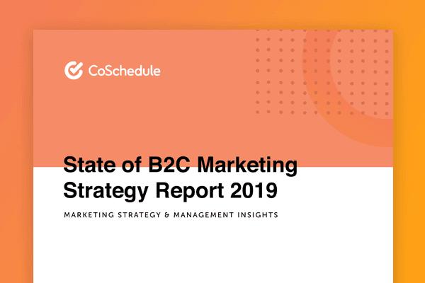 B2C Marketing Strategy + Management Image
