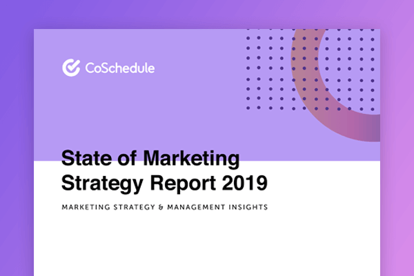 State of Marketing Strategy + Management Image
