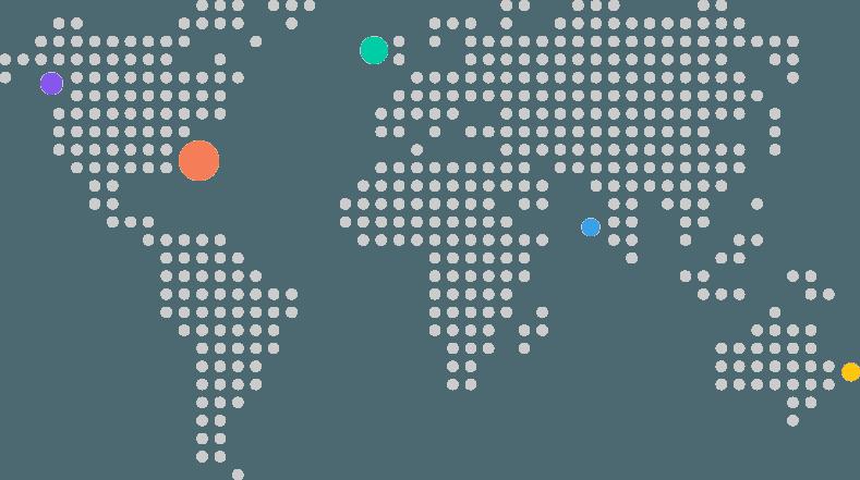 Map of Survey Respondents