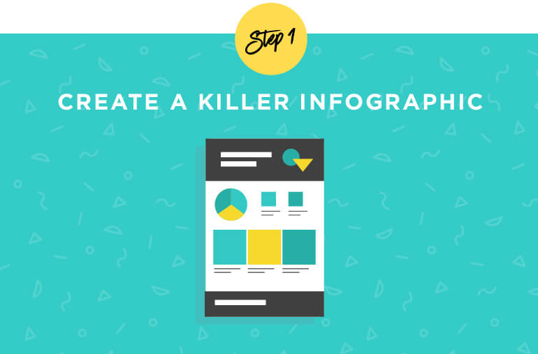 Step 1: Create a Killer Infographic