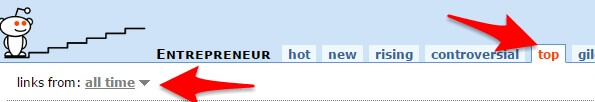 Top thread of all time on Reddit