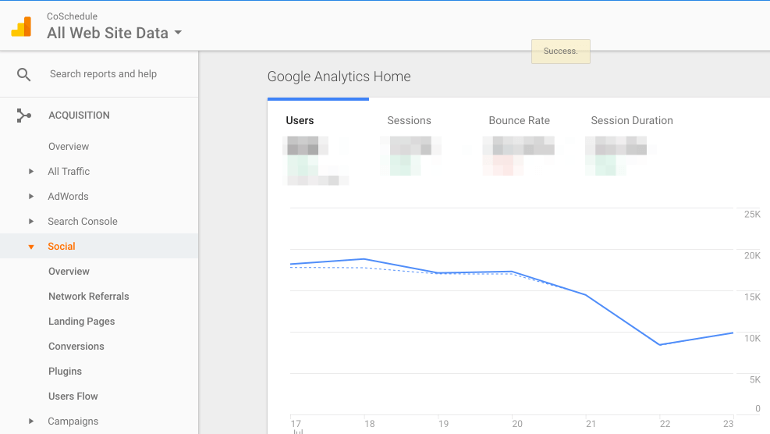 Track conversions from LinkedIn in Google Analytics