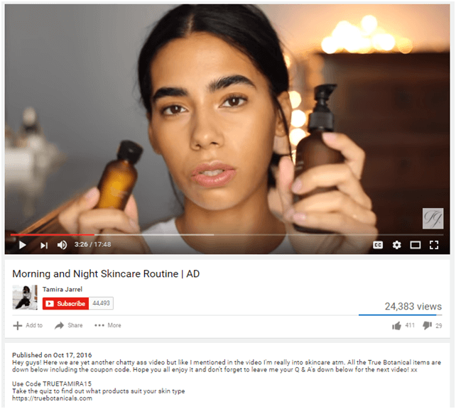 Example of a how-to tutorial video