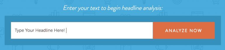 Type your headline in here!