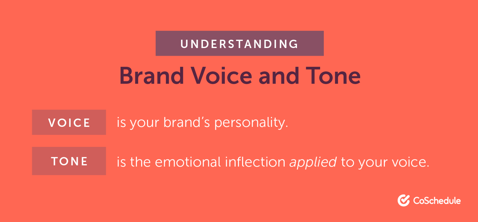 Understanding Brand Voice and Tone