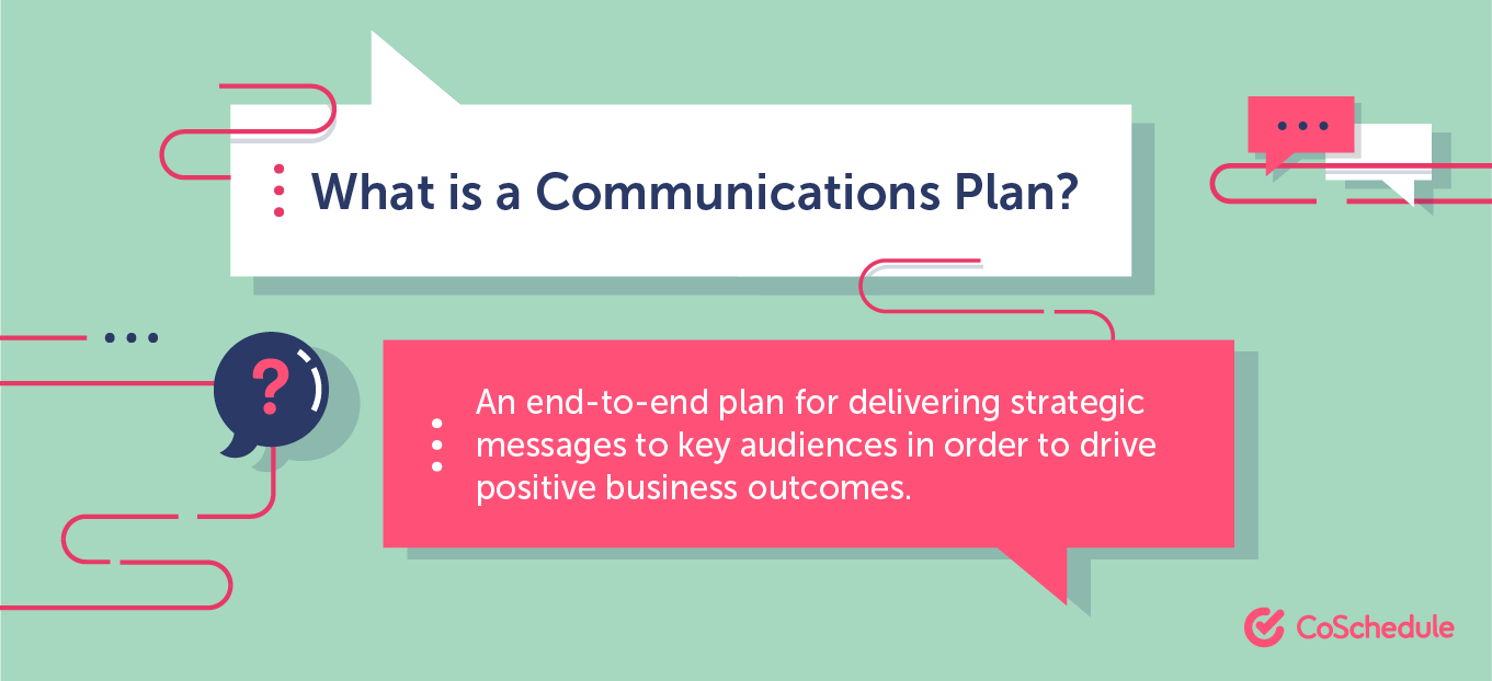 Communications Plan Template: How to Create Yours In 12 Steps