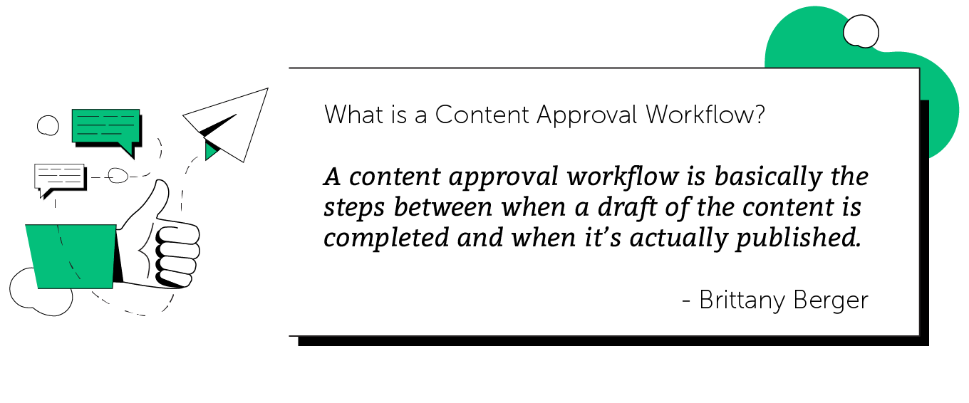 What is a Content Approval Workflow?