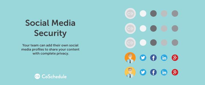 WordPress VIP social media security and private profiles